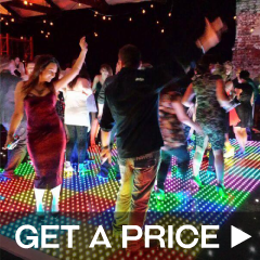 Get a price for a Colour Commander Dance Floor